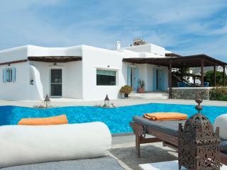 Mykonostay private villa-pool-6p+ - Ftelia vacation rentals