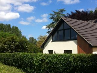 Hyfield Lodge, Swannington. - Swannington vacation rentals