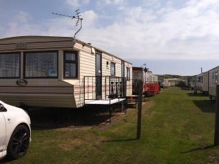 six birth caravan holiday chapel st leonards - Skegness vacation rentals