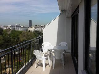 beautifull property Parc montsouris - Paris vacation rentals