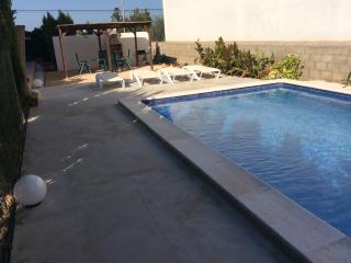 Quiet house with pool in centre of San Jordi - Sant Jordi vacation rentals