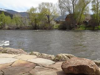 Fall colors,Golf,Fish,Raft, just loaf by the River - South Fork vacation rentals