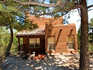 Adobe Hacienda is a great 3 bedroom home with a fenced in yard for your dog. - Ruidoso vacation rentals