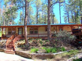 Winterfell is located in lovely Upper Canyon with lots of wildlife to enjoy. - Ruidoso vacation rentals