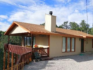 2 Sisters Mountain Home is perched on hilltop with 3 bedroom 3 baths getaway - Ruidoso vacation rentals