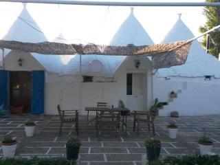 Trullo Nicolò, tipical cone house in Apulia, Italy - Martina Franca vacation rentals
