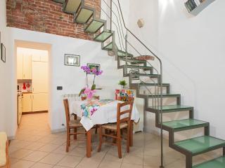 Lovely, 2 floor Tuscan apartment in central Pisa, sleeps 4 - Pisa vacation rentals