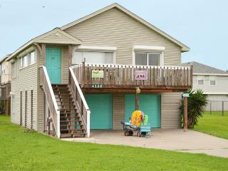 Mermaid Cove~Family and Dog Friendly~ Beachside - Galveston vacation rentals