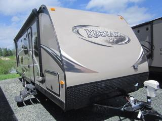 32 Foot KodiacTrailer Rent - at your location - Grand-Digue vacation rentals