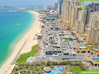 JBR beachfront studio with Marina view - Emirate of Dubai vacation rentals