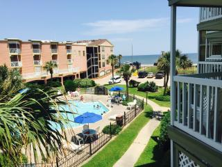 Luxurious Style Condo Beach and Pool View - Galveston vacation rentals