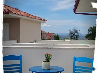 Newly built apartment near the sea - Nikiti vacation rentals