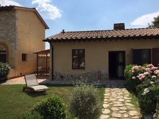 Grazioso Bilocale nel cuore delle colline toscane - Gambassi Terme vacation rentals