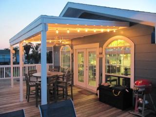 Beach Close - Toys - Views - Fish off Dock or Deck - Jamaica Beach vacation rentals