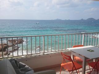 Résidence Maxime les pieds dans l'eau - Ajaccio vacation rentals