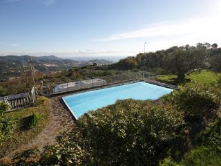 SEA VIEW APARTMENT WITH POOL - Poggi vacation rentals