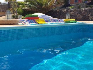 Villa La Perla Azul,stunning ocean views ,Pool... - Caleta de Fuste vacation rentals