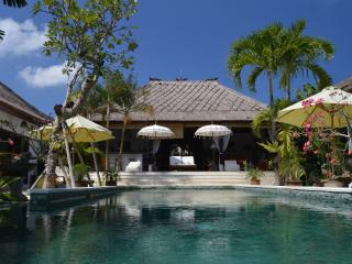 TROPICAL VILLA WITH LARGE POOL AND LUSH GARDEN - Canggu vacation rentals