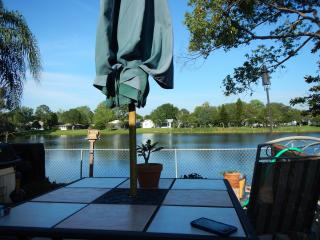 Relaxing waterside retreat - New Port Richey vacation rentals