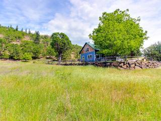 Historic farmhouse w/river access & mountain views, pets OK! - Klickitat vacation rentals