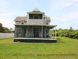 CLASSIC VICTORIAN WITH BEACH & SPECTACULAR VIEWS OF EDGARTOWN HARBOR - Chappaquiddick vacation rentals