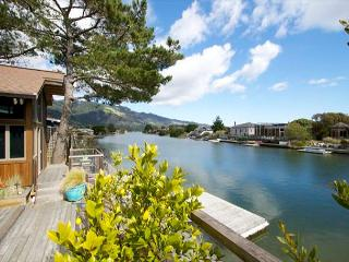 Beautiful and unique four bedroom home on the Seadrift lagoon - Stinson Beach vacation rentals