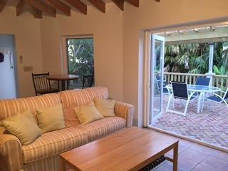 Large 1 bedroom Apartment in a private Garden - Flatts Village vacation rentals
