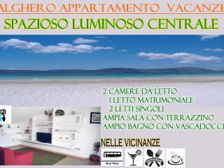 Appartamento Centrale.luminoso.Spazioso - Alghero vacation rentals