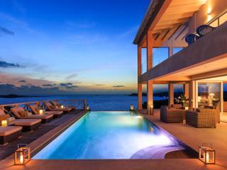 Luxury Villa-Private Pool & Staffed - Ocean Views - Antigua vacation rentals