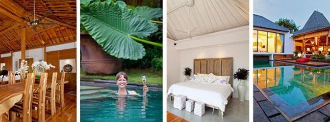 Villa Jasmine Bali - all you need in paradise - Villa Jasmine Bali 3.5 Bedroom Luxury in Paradise - Seminyak - rentals