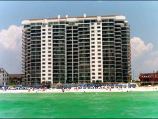 Watercrest 1002 - Direct Gulf Front - 2 Bedroom - Sleeps 8 - Panama City vacation rentals