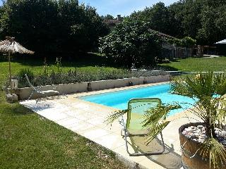 Friendly Farm House With Heated Salt Water Pool - Verteillac vacation rentals