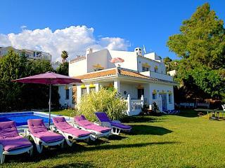 Villa VESTA, Mijas Costa, happy family holidays - Mijas vacation rentals