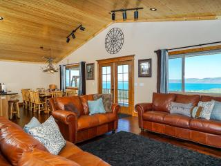 9 Bedroom Bear Lake Mansion Cabin w/ Lake Views - Garden City vacation rentals