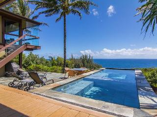 Keoniana Kai: Island home situated on the Bluff with breathtaking ocean views - Princeville vacation rentals