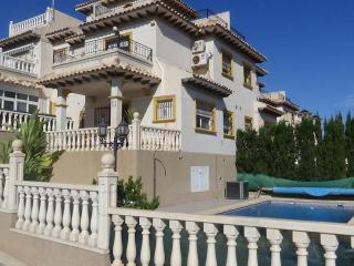Beautiful Villa + Private Pool + FREE WIFI - Villamartin vacation rentals