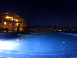 Paros, Luxury Seafront Villa with Infinity Pool - Paros vacation rentals