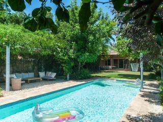 Luxury villa w. pool. 5 Min walk to beach - Tel Aviv District vacation rentals
