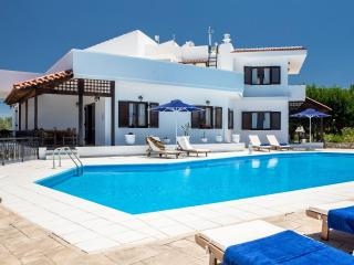 A Pretty villa with a large private pool. - Rethymnon vacation rentals