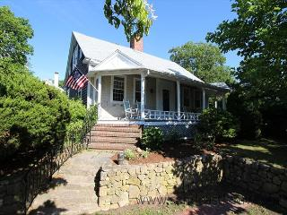 Charming In-Town Home with Central Air Conditioning - Car Not Required - Vineyard Haven vacation rentals