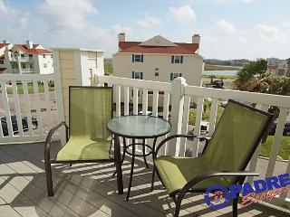 Enjoy the view from this beautiful 3rd floor condo! - Corpus Christi vacation rentals