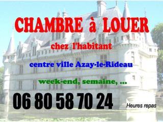Chezlaurence Chambres chez l'habitant - Azay-le-Rideau vacation rentals