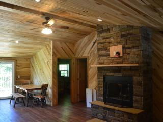 Rustic cabins in the woods - Mill Run vacation rentals