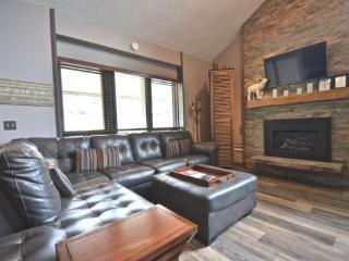 Recently Remodeled 3 Bedroom+Loft, 2 Bath Mountain Villa Condo - Walk to Waterpark and Boyneland Ski Run - Boyne City vacation rentals