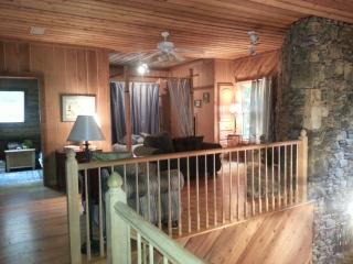 LakeFront FishingParadise--3000 sq ft Family Cabin - Cedar Bluff vacation rentals