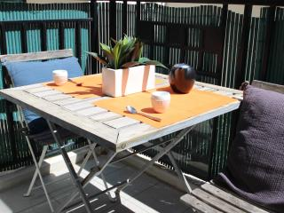 Central Modern 1 Bedroom privateTerrace Apartment - Nice vacation rentals