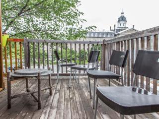 Warm Roomy Apt in Center Mtl-Slps 9 - Montreal vacation rentals