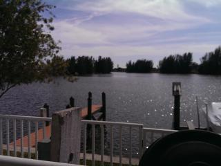 Lake Kennedy Waterfront  with Private Dock - Cape Coral vacation rentals