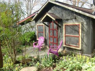 WISHING TREE-a Sweet cabin in the Mountains - Asheville vacation rentals