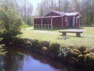 Tvillingstugan-lower. - Jönköping vacation rentals